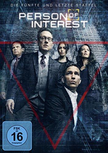 Person of Interest – Die komplette fünfte und letzte Staffel [3 DVDs]