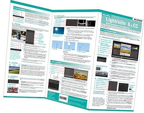 Lightroom 6 – Bilder korrigieren und optimieren