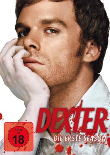 Dexter – Die erste Season [4 DVDs]