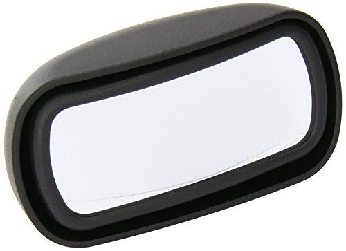 hr-imotion Toter-Winkel-Spiegel (Fahrschuhlspiegel) zur Montage auf dem Gehäuße des Außenspiegel [Made in Germany | Blickwinkel einstellbar | einfache Montage] – 10410001