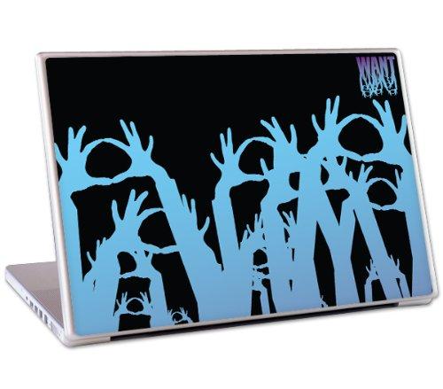MusicSkins 3OH! 3 wollen für 33,02 cm MacBook, MacBook Pro, MacBook Air und Notebooks