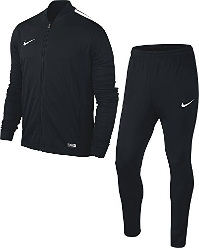 Nike Herren Trainingsanzug Academy 16, Black/White, M, 808757-010