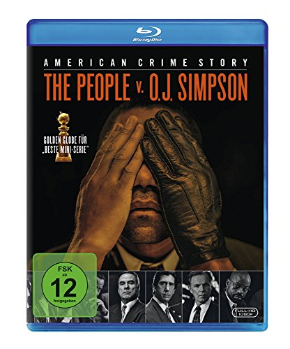 American Crime Story: The People V. O.J. Simpson – Season 1 [Blu-ray]